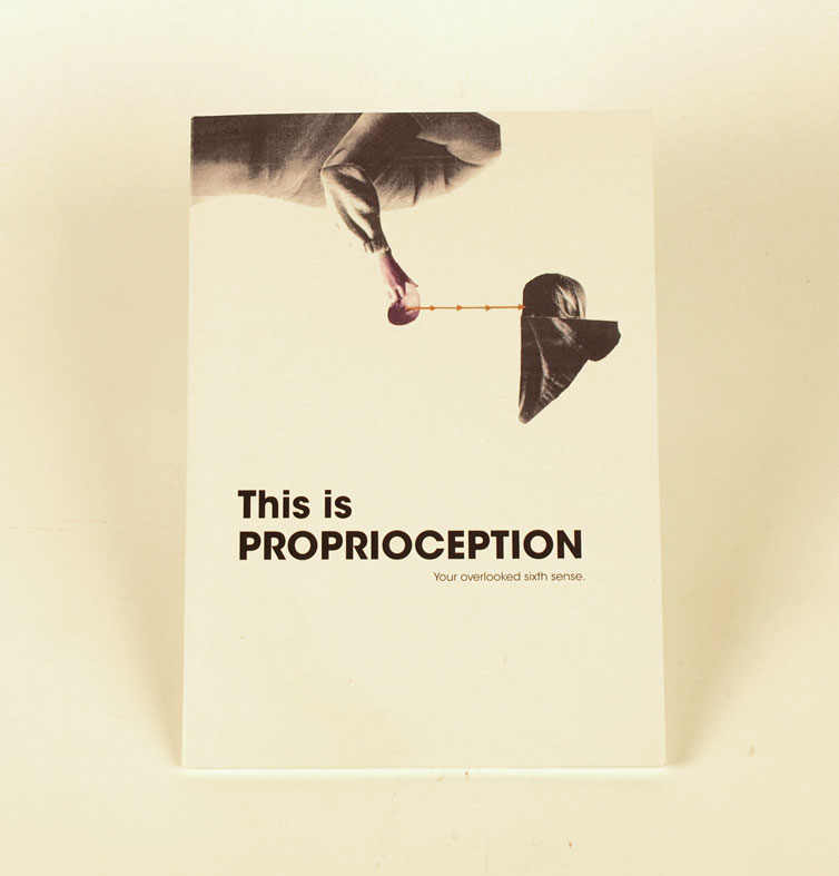 This is Proprioception