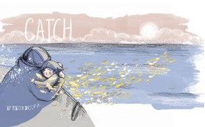 Comic, 'Catch'