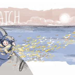 Comic, 'Catch'