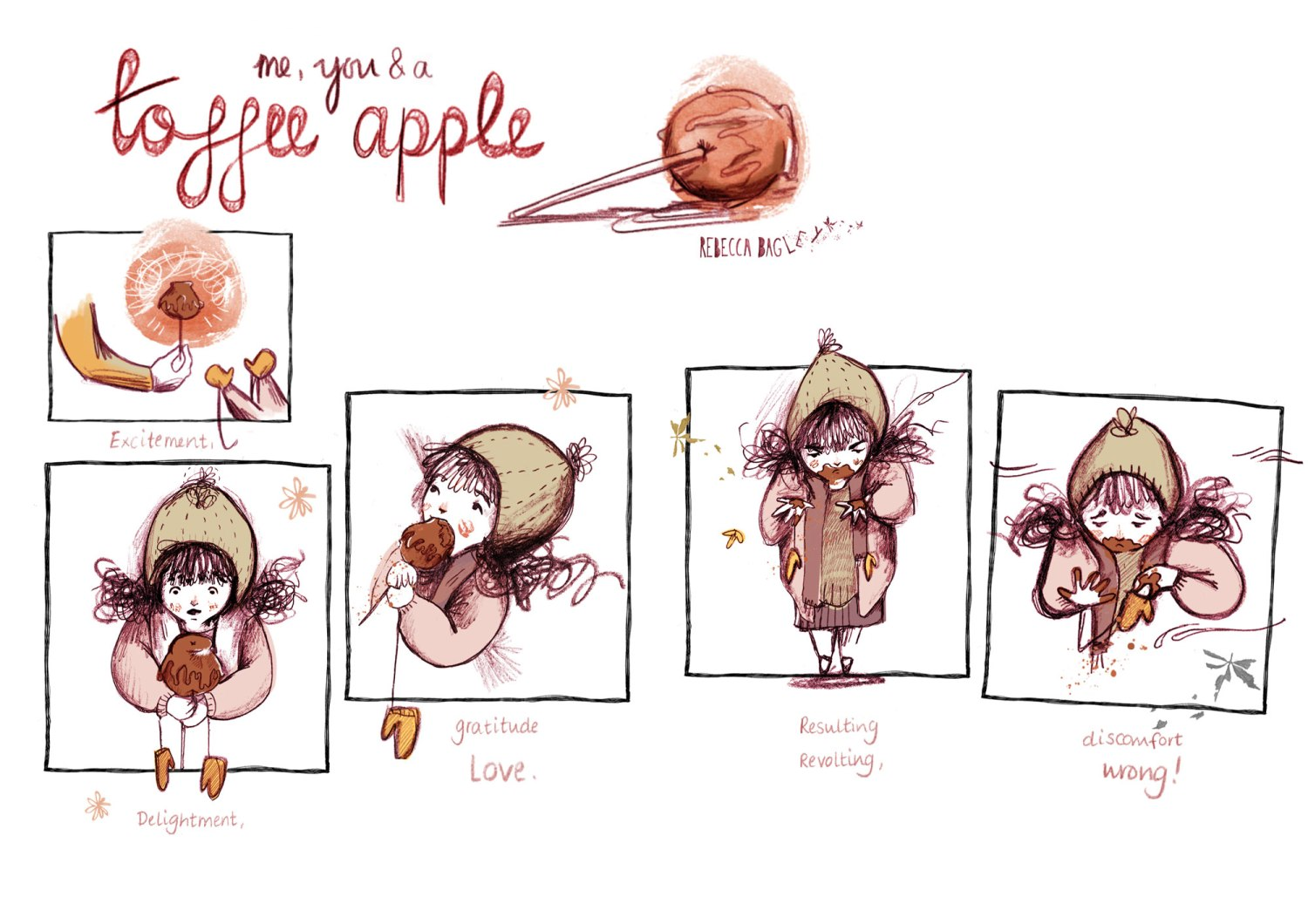 Toffee Apple Pt 1