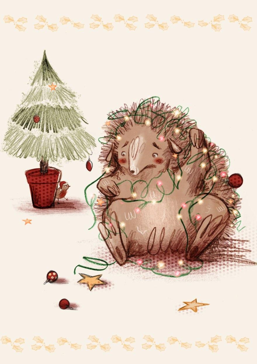 tangle-festive