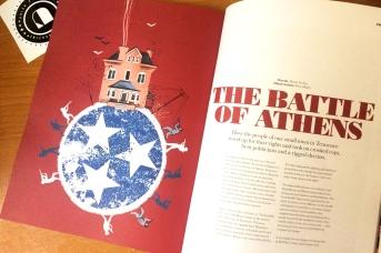Union Features Magazine